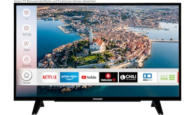 "Hanseatic LED-Fernseher »39H510HDS«, 98 cm/39 "", HD ready, Smart-TV kaufen"