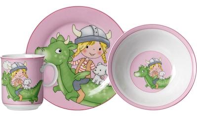 Ritzenhoff & Breker Kindergeschirr-Set »Drache«, (Set, 3 tlg.) kaufen