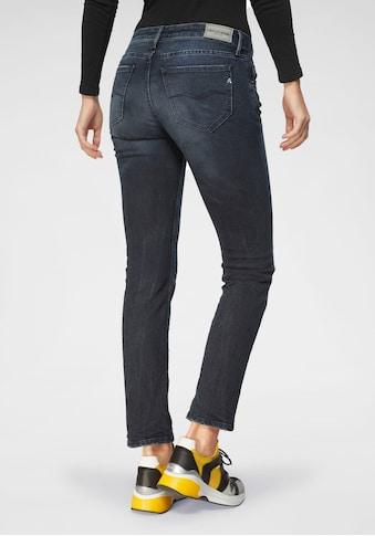 Replay Straight-Jeans »JACKSY LASERBLAST«, mit besonderer Waschung kaufen