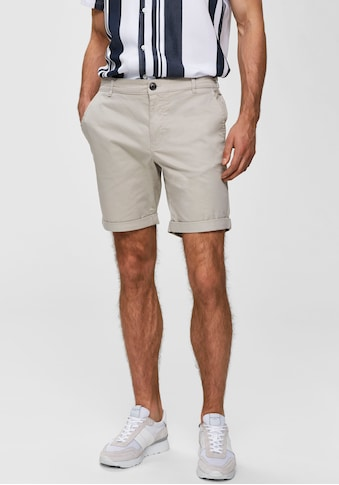 SELECTED HOMME Bermudas »STRAIGHT-PARIS SHORTS« kaufen