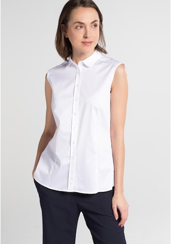 Eterna Blusentop »MODERN CLASSIC«, ohne Arm Bluse kaufen