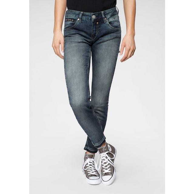 Herrlicher 7/8-Jeans »TOUCH CROPPED«