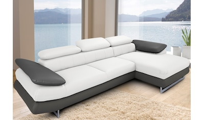 INOSIGN Ecksofa »Solution2«, wahlweise mit Bettfunktion kaufen