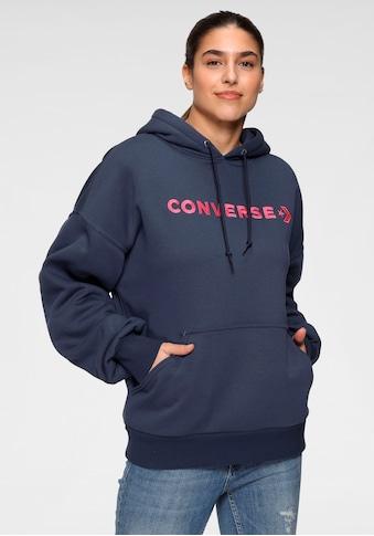 Converse Kapuzensweatshirt »EMBROIDERED OVERSIZED HOODIE« kaufen