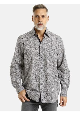 Jan Vanderstorm Langarmhemd »ENAR« kaufen