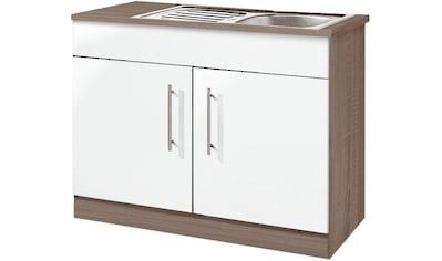 wiho Küchen Spülenschrank »Aachen« kaufen