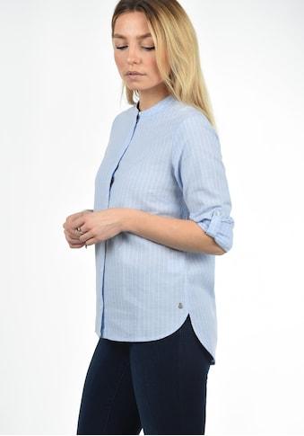 Blendshe Langarmbluse »Alexa«, Bluse mit Rundhals-Ausschnitt kaufen