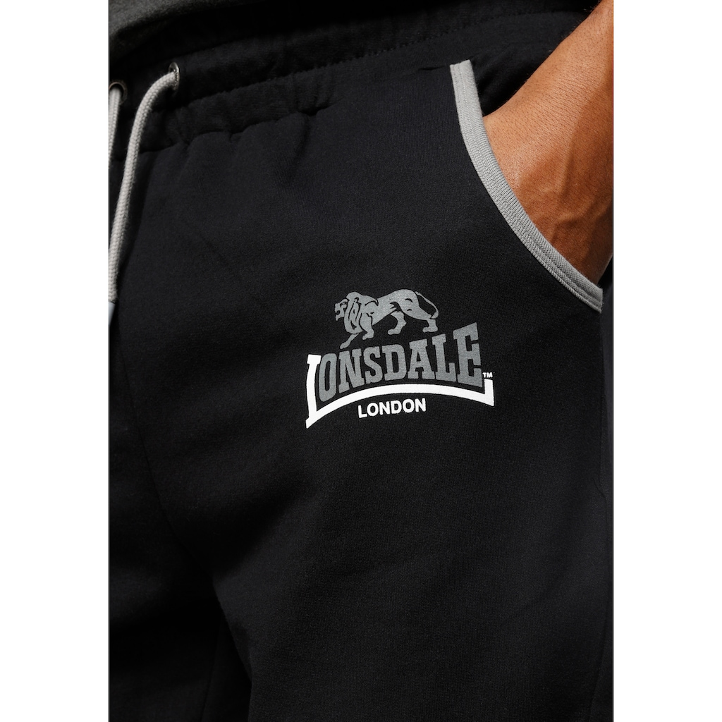 Lonsdale Jogginghose »TWO TONES«