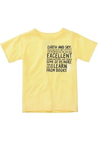 BASEFIELD T-Shirt »EARTH AND SKY« kaufen