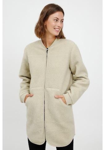 fransa Plüschjacke »FRCAHALE 1 Outerwear 20609657«, Trendige Teddyfleece Jacke kaufen