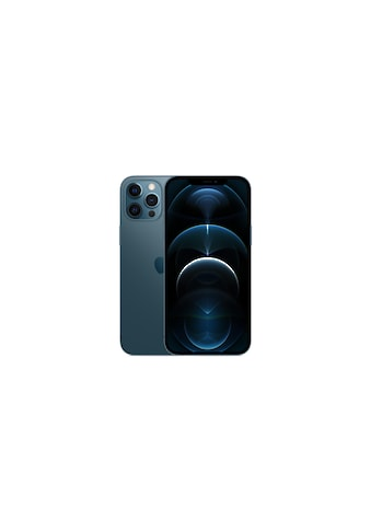 Apple Smartphone »iPhone 12 Pro Max«, (, 12 MP Kamera), ohne Strom Adapter und Kopfhörer, kompatibel mit AirPods, AirPods Pro, Earpods Kopfhörer kaufen