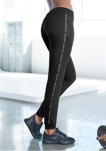 LASCANA ACTIVE Jogginghose, mit Reissverschlusstaschen kaufen