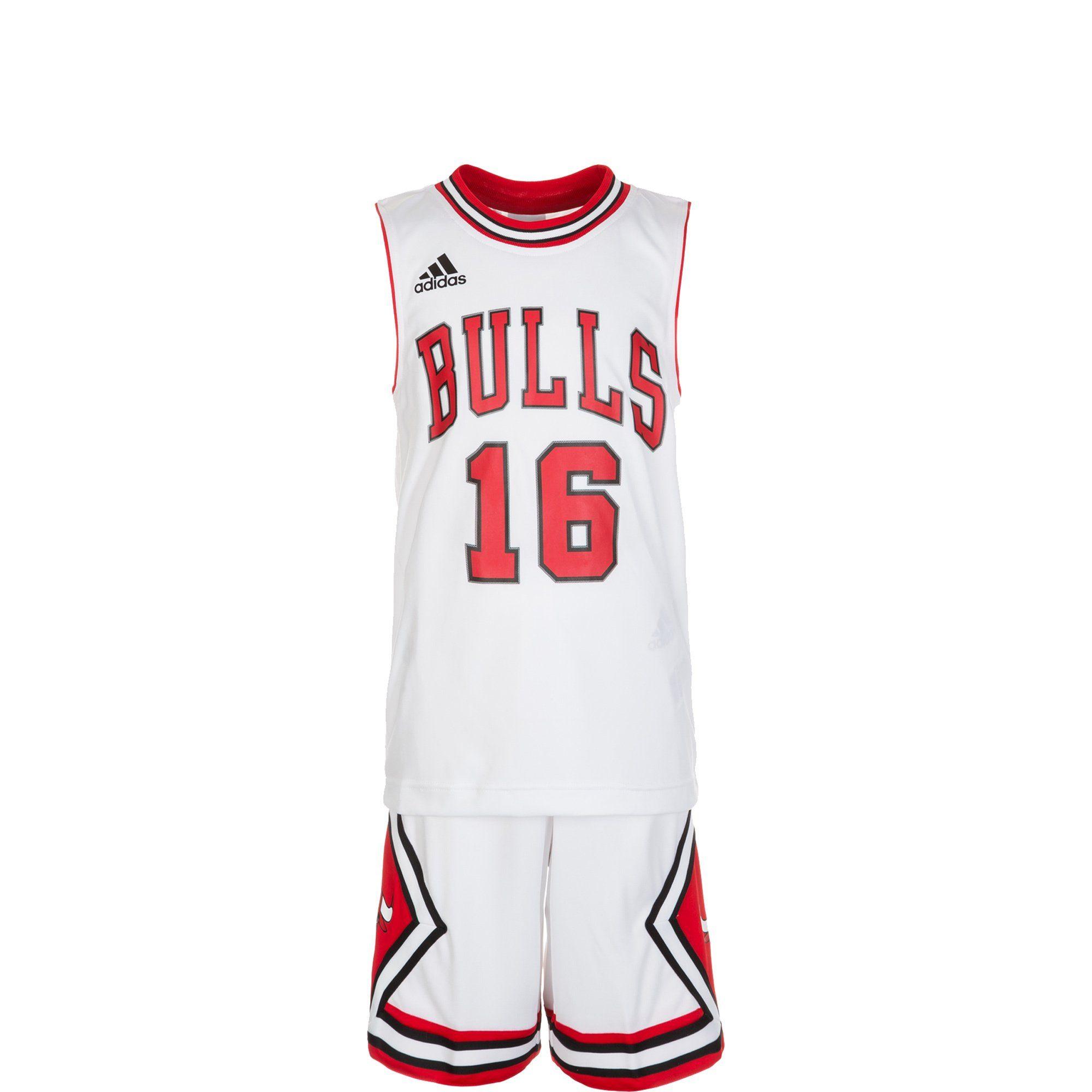 Image of adidas Performance Set: Chicago Bulls Minikit Kinder
