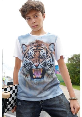 KIDSWORLD T-Shirt »Tiger« kaufen