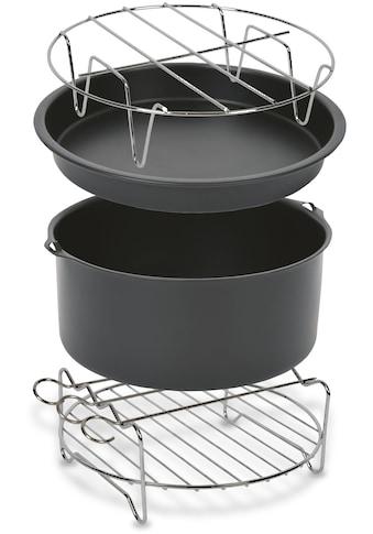 Tefal Küchenmaschinen Zubehör-Set »XA1120 für Heissluftfritteuse Tefal Easy Fry XL«,... kaufen