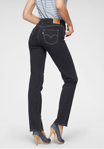 Levi's® Gerade Jeans »314 Shaping Straight« kaufen