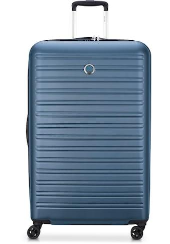 Delsey Hartschalen-Trolley »Segur, 81 cm, blue«, 4 Rollen kaufen