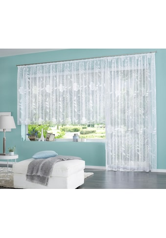my home Gardine »Maddy«, Vorhang, Fertiggardine, Store, transparent kaufen