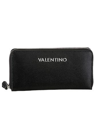 VALENTINO BAGS Geldbörse »Divina«, mit leicht genarbter Oberläche und... kaufen