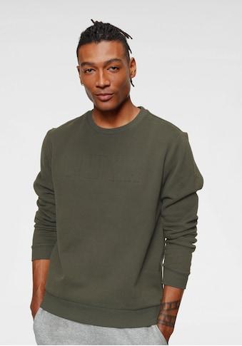 PUMA Sweatshirt »Modern Basics Crew FL« kaufen