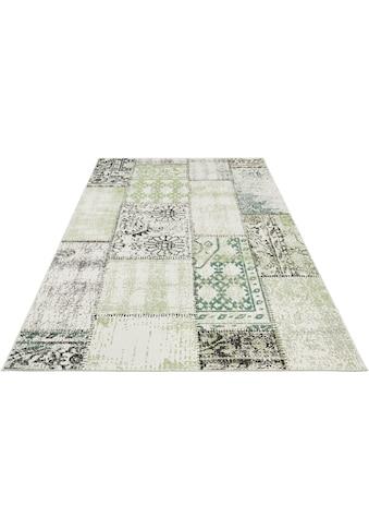 bougari Teppich »Symi«, rechteckig, 8 mm Höhe, Flachgewebe, In- und Outdoor geeignet,... kaufen