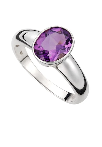 Lady Ring mit ovalem Amethyst kaufen