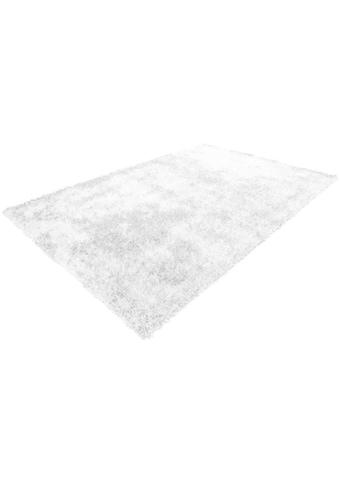 Hochflor - Teppich, »Samba 800«, LALEE, rechteckig, Höhe 30 mm, handgetuftet kaufen