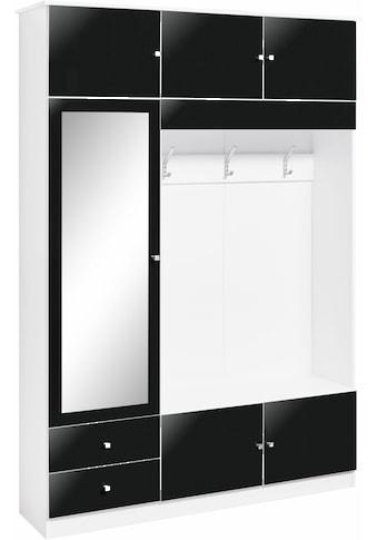 borchardt Möbel Garderobenschrank »Kompakta«, Höhe 202 cm kaufen