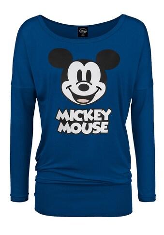 Disney Langarmshirt »Mickey & Minnie Mouse Mickey Mouse« kaufen