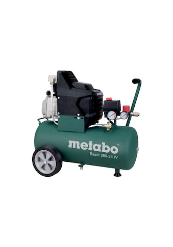 metabo Kompressor »Basic 250-24 W« kaufen