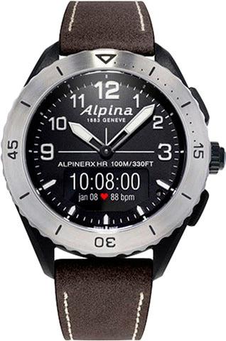 Image of Alpina Watches Smartwatch »ALPINERX HR« (