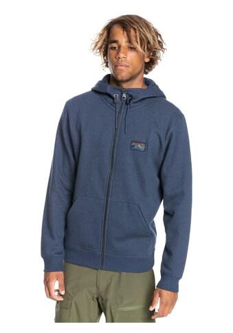 Quiksilver Kapuzensweatshirt »Big Logo Snow« kaufen
