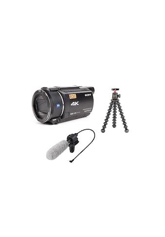 Sony Videokamera »FDR-AX53VGPDI«, 20x opt. Zoom kaufen