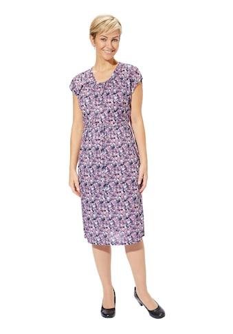 Jersey - Kleid in bequemer Schlupfform kaufen