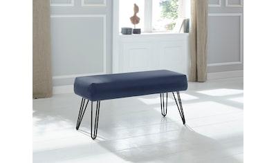 exxpo  -  sofa fashion Sitzbank »Doppio« kaufen