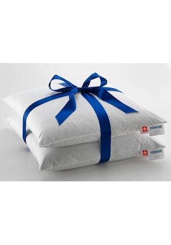 Federkissen und Pfulmen im Duo - Pack, Kyburz kaufen