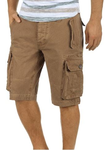 Solid Cargoshorts »Pombal«, kurze Hose mit knöpfbaren Seitentaschen kaufen