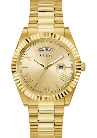Guess Quarzuhr »CONNOISSEUR, GW0265G2« kaufen