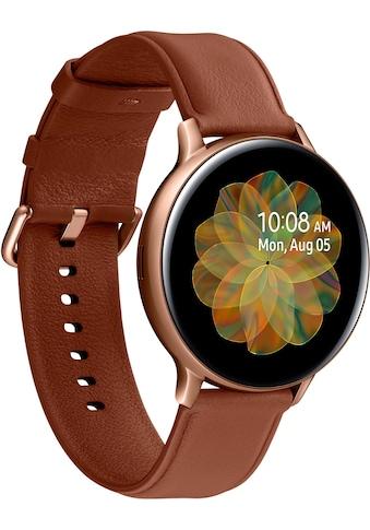 Galaxy Watch Active2 Edelstahl, 44 mm, LTE & Bluetooth, Samsung kaufen