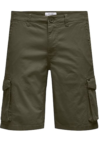 ONLY & SONS Cargoshorts »MIKE LIFE CARGO« kaufen