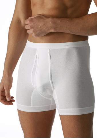 Mey Boxer »Serie »Noblesse««, mit Eingriff und flachem Komfortbund kaufen