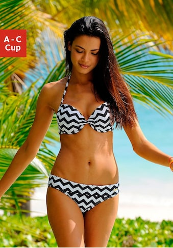 LASCANA Push-Up-Bikini-Top »Grace«, im modernen Design kaufen