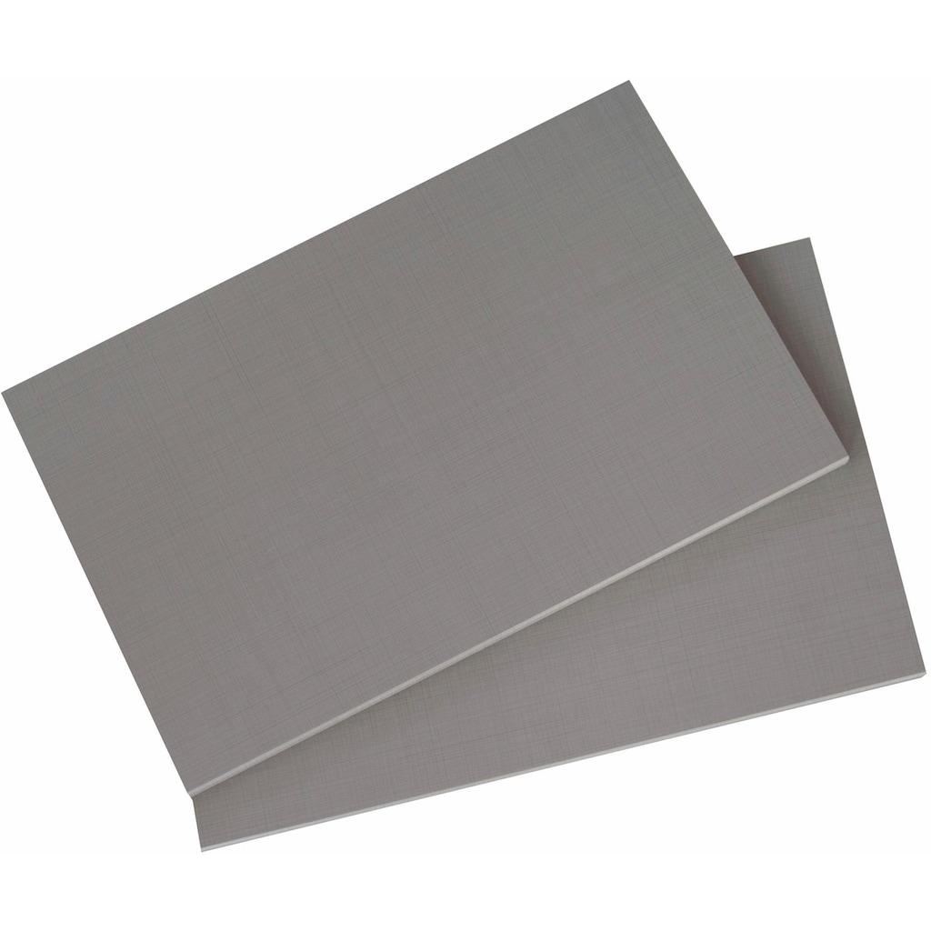 Wimex Einlegeboden (Set, 2 Stück) »Multiraumkonzept«