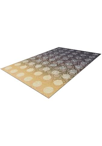 Arte Espina Teppich »Flash 2706«, rechteckig, 9 mm Höhe, feiner Chenille Teppich,... kaufen
