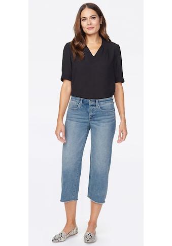 NYDJ Weite Jeans »in Premium Denim«, Wide Leg Capri kaufen
