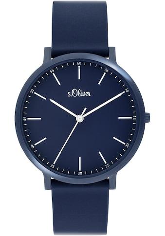 s.Oliver Quarzuhr »SO - 3954 - PQ« kaufen