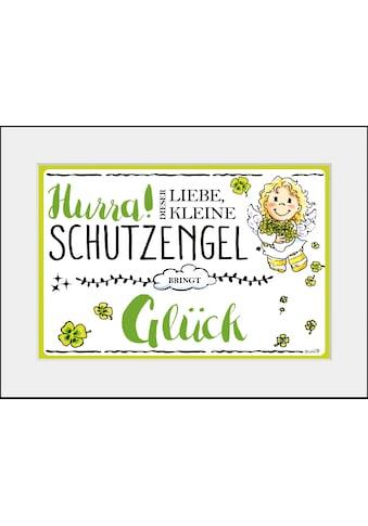 queence Bild »Schutzengel Glück«, Engel, (1 St.) kaufen