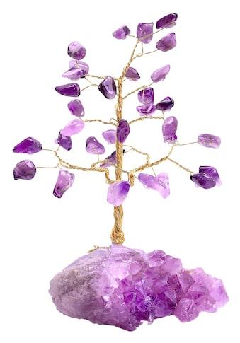 Lady Amethyst - Bäumchen als dekorative Ringablage kaufen