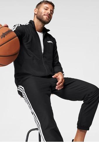 adidas Performance Sportanzug »MTS 3 STRIPES WOVEN C« (Set, 2 tlg.) kaufen