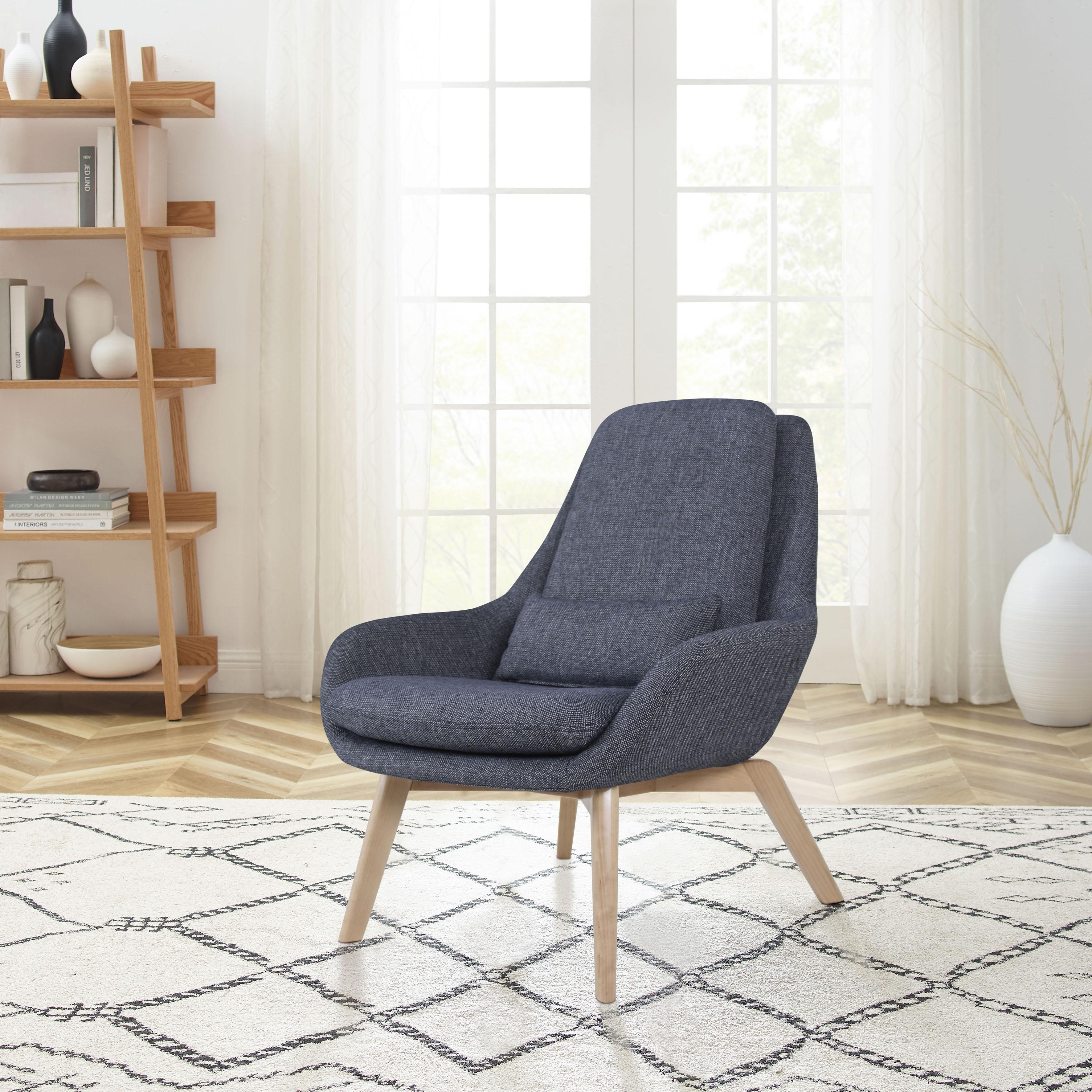 Image of 170QM Sessel »Ruhezeit«, Inkl. Zierkissen, Sitz und Rücken gepolstert, in 2 Bezugsqualitäten